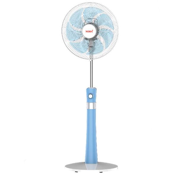 16' AC Digital High Quality Electric Stand Fan (7 Bleed)