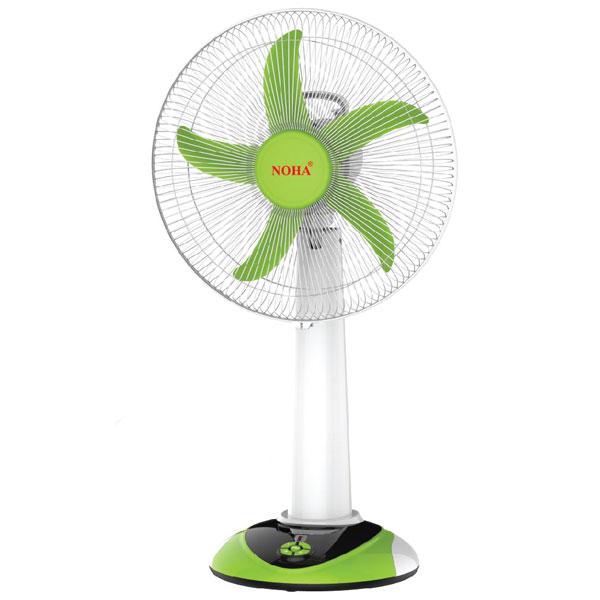 16' Hi-Speed Table Solar Fan