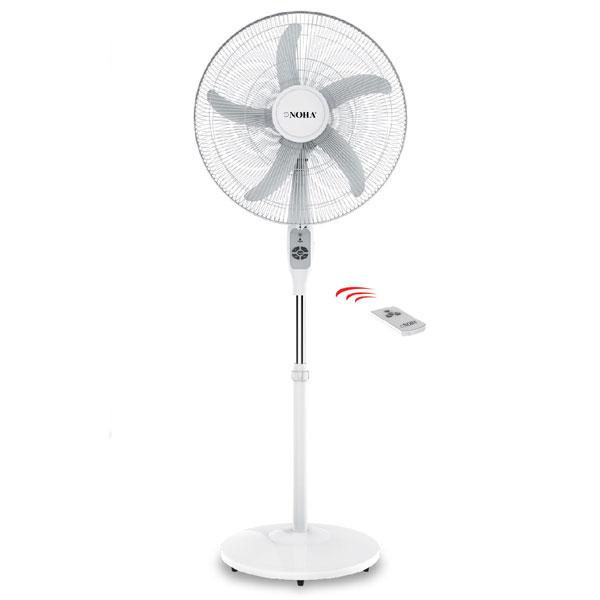 16' Stand Solar Fan