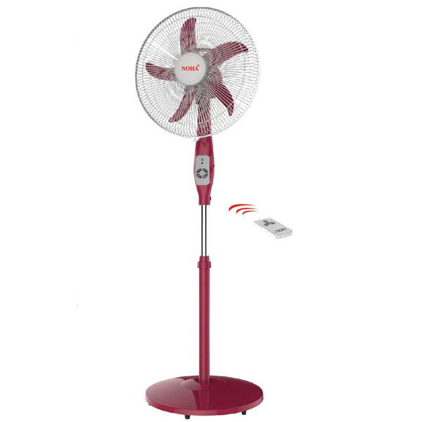 18' Stand Solar Fan